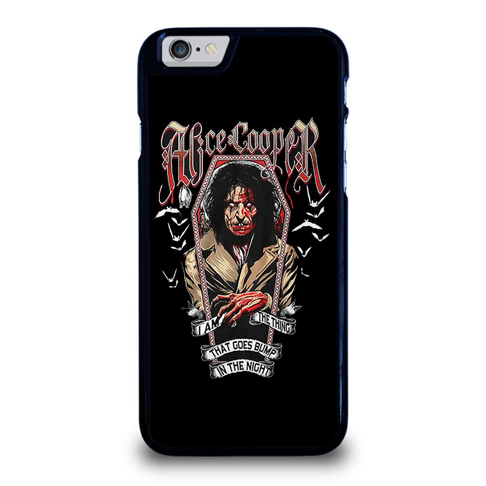 ALICE COOPER iPhone 6 / 6S Case,owl iphone 6 case leather wallet iphone 6 case,ALICE COOPER iPhone 6 / 6S Case