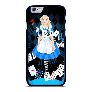 ALICE IN WONDERLAND DISNEY iPhone 6 / 6S Case Cover,silver iphone 6 case high end iphone 6 case,ALICE IN WONDERLAND DISNEY iPhone 6 / 6S Case Cover