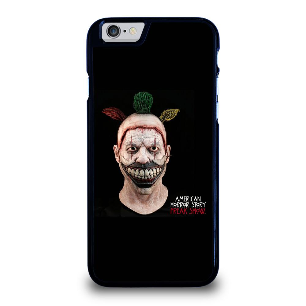 AMERICAN HORROR STORY TWISTY THE CLOWN iPhone 6 / 6S Case,iphone 6 case best will an iphone 6 case fit an iphone 8,AMERICAN HORROR STORY TWISTY THE CLOWN iPhone 6 / 6S Case