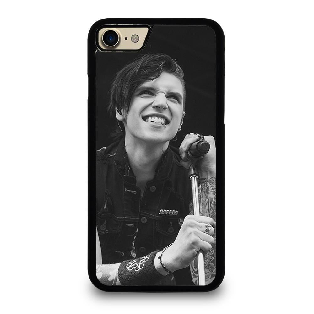 ANDY SIXX BLACK VEIL BRIDES iPhone 7 Case,custom photo iphone 7 case buy iphone 7 case,ANDY SIXX BLACK VEIL BRIDES iPhone 7 Case