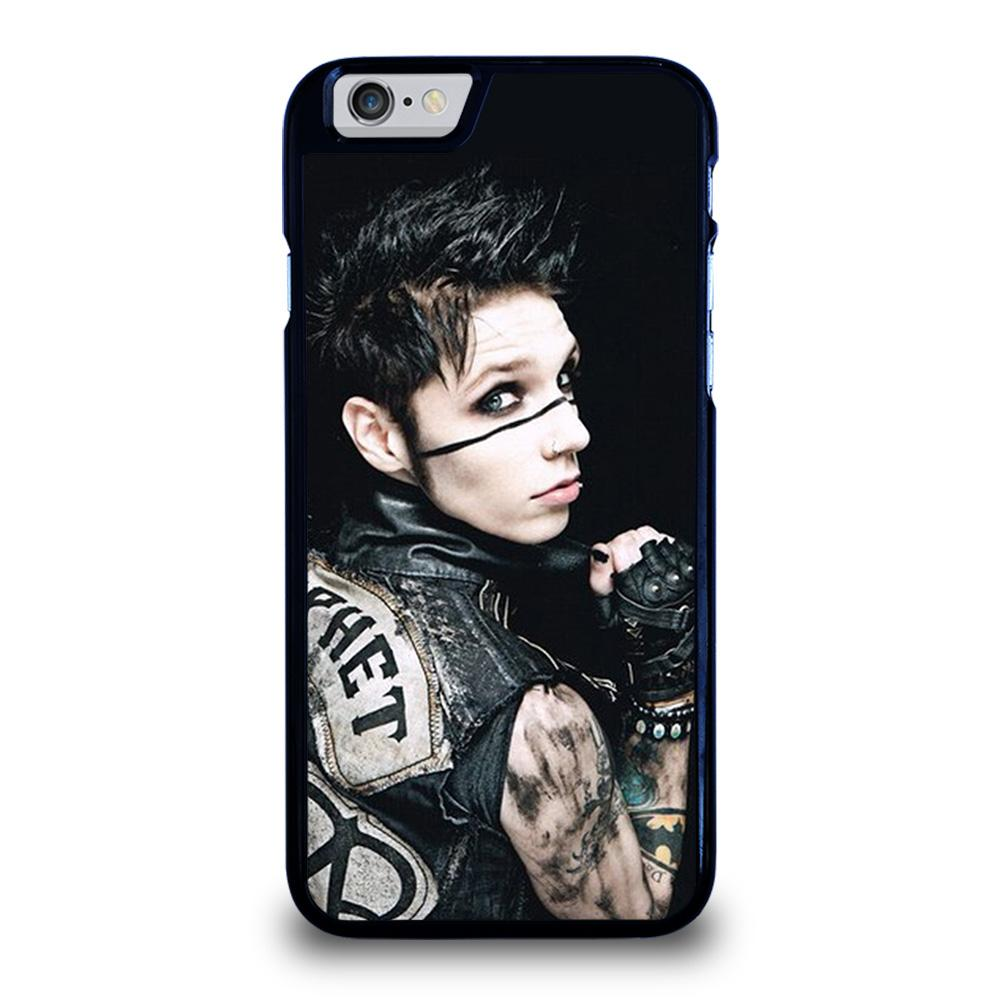 ANDY SIXX BLACK VEIL iPhone 6 / 6S Case,baby bottle iphone 6 case lebron james iphone 6 case,ANDY SIXX BLACK VEIL iPhone 6 / 6S Case