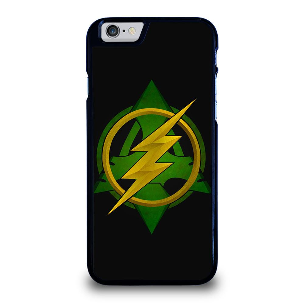 ARROW VS THE FLASH LOGO iPhone 6 / 6S Case,steelers iphone 6 case versus iphone 6 case,ARROW VS THE FLASH LOGO iPhone 6 / 6S Case