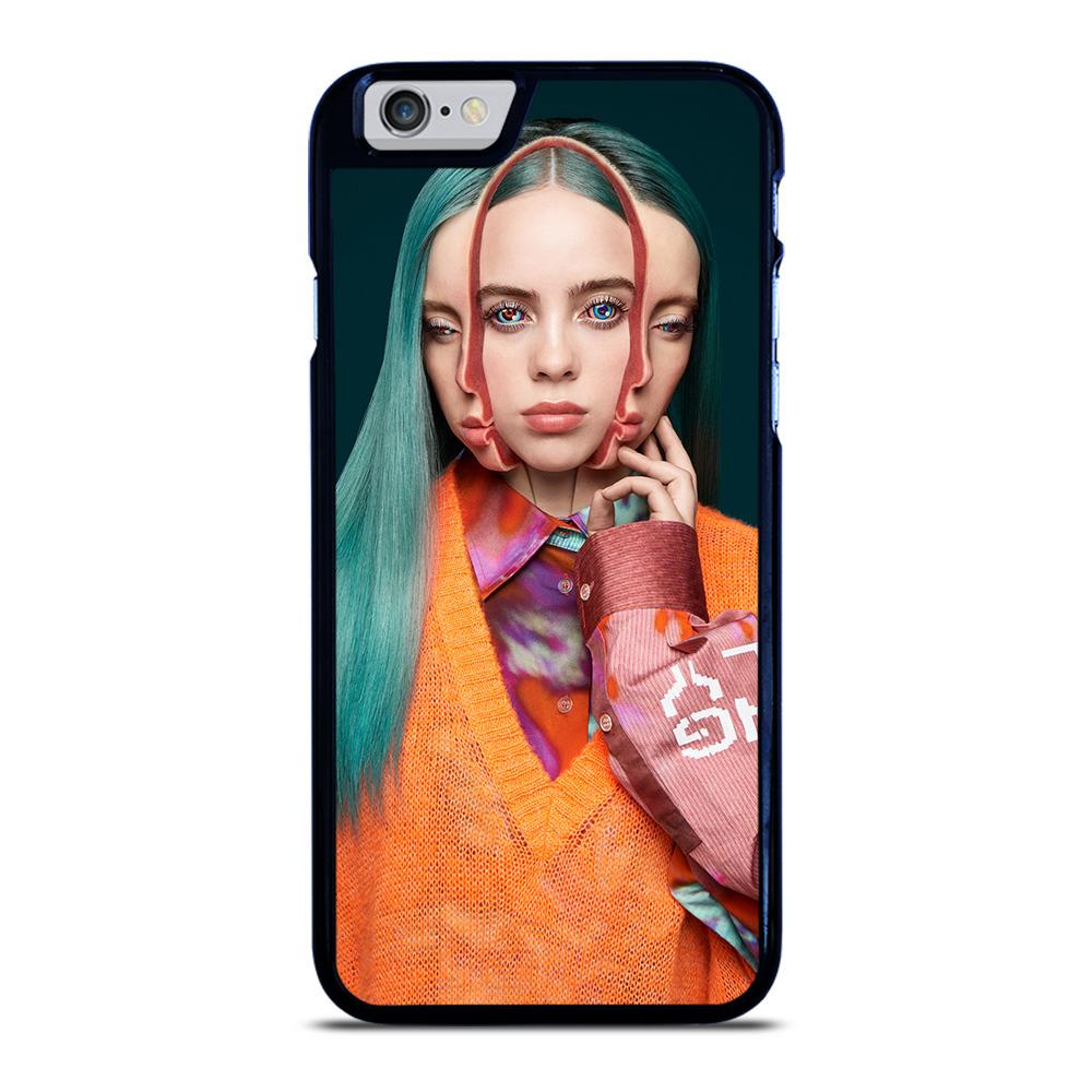 BILLIE EILISH FACE iPhone 6 / 6S Case Cover,clear waterproof iphone 6 case iphone 6 case with lanyard,BILLIE EILISH FACE iPhone 6 / 6S Case Cover
