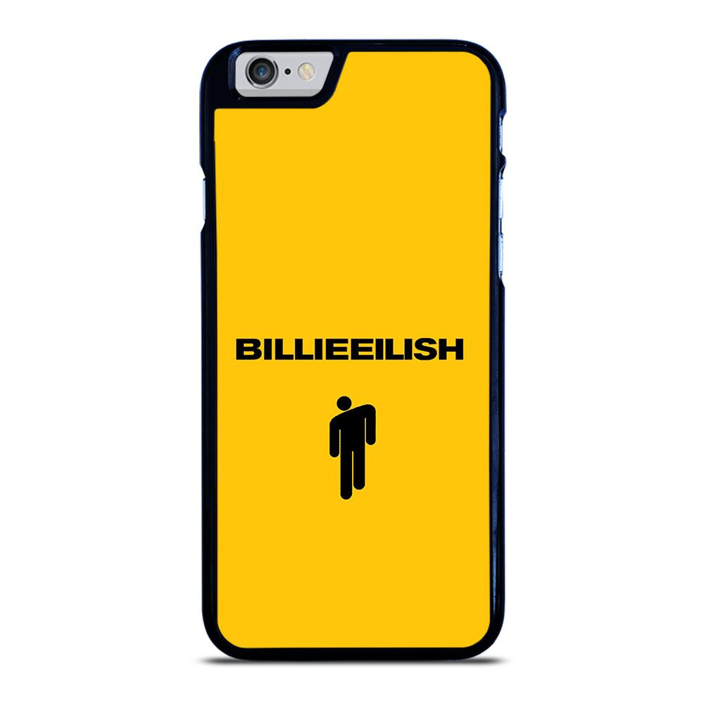 BILLIE EILISH LOGO iPhone 6 / 6S Case Cover,clear rubber iphone 6 case iphone 6 case with lanyard,BILLIE EILISH LOGO iPhone 6 / 6S Case Cover