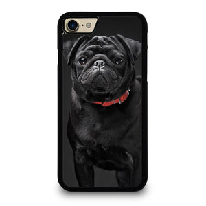 BLACK PUG iPhone 7 Case,verizon iphone 7 case disney castle iphone 7 case,BLACK PUG iPhone 7 Case