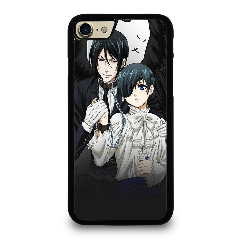 BLACK BUTLER ANMIE iPhone 7 / 8 Case Cover,black sparkly iphone 7 case iphone 7 case with cover flap,BLACK BUTLER ANMIE iPhone 7 / 8 Case Cover