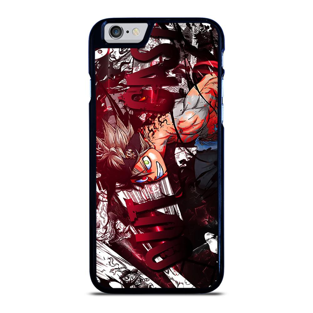 BLACK CLOVER ART ANIME iPhone 6 / 6S Case,dr who iphone 6 case ohio state iphone 6 case,BLACK CLOVER ART ANIME iPhone 6 / 6S Case