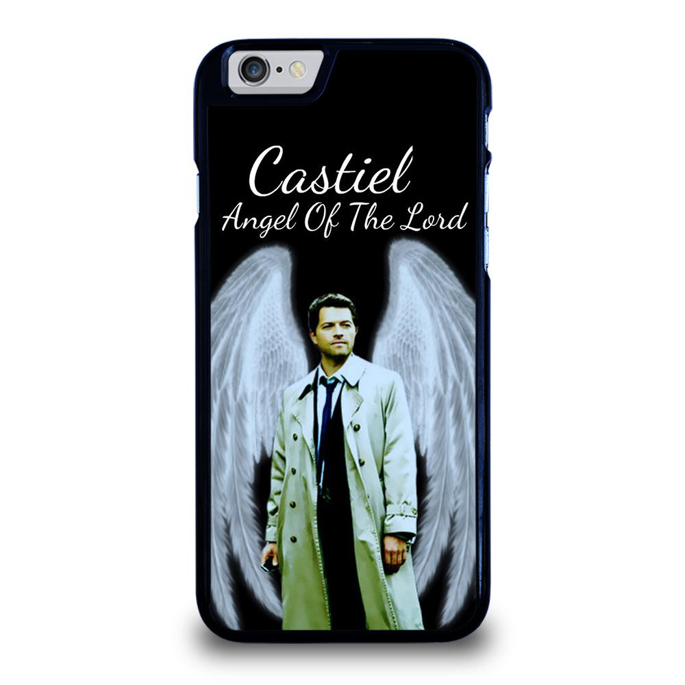 CASTIEL ANGEL OF THE LORD iPhone 6 / 6S Case,metal iphone 6 case with screws simple iphone 6 case,CASTIEL ANGEL OF THE LORD iPhone 6 / 6S Case