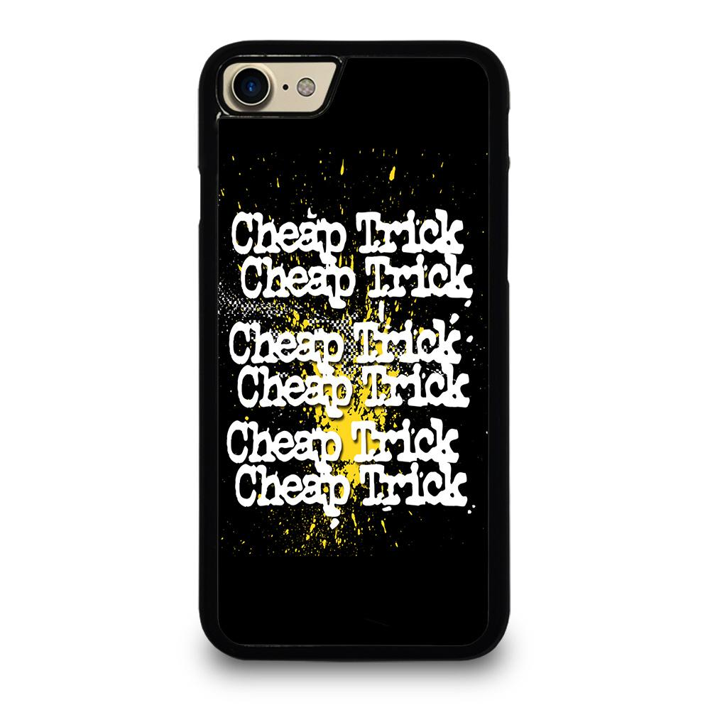 CHEAP TRICK BAND ART iPhone 7 / 8 Case Cover,iphone 7 case blue iphone 6s vs iphone 7 case,CHEAP TRICK BAND ART iPhone 7 / 8 Case Cover