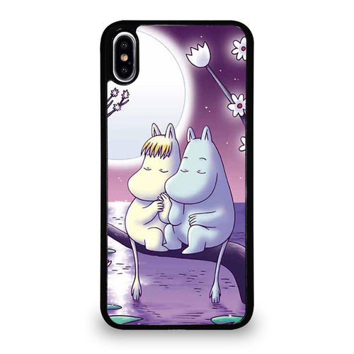 CUTE MOOMIN CARTOON iPhone X / XS Case,iphone x case - zizo [bolt series] drop rated iphone x case,CUTE MOOMIN CARTOON iPhone X / XS Case