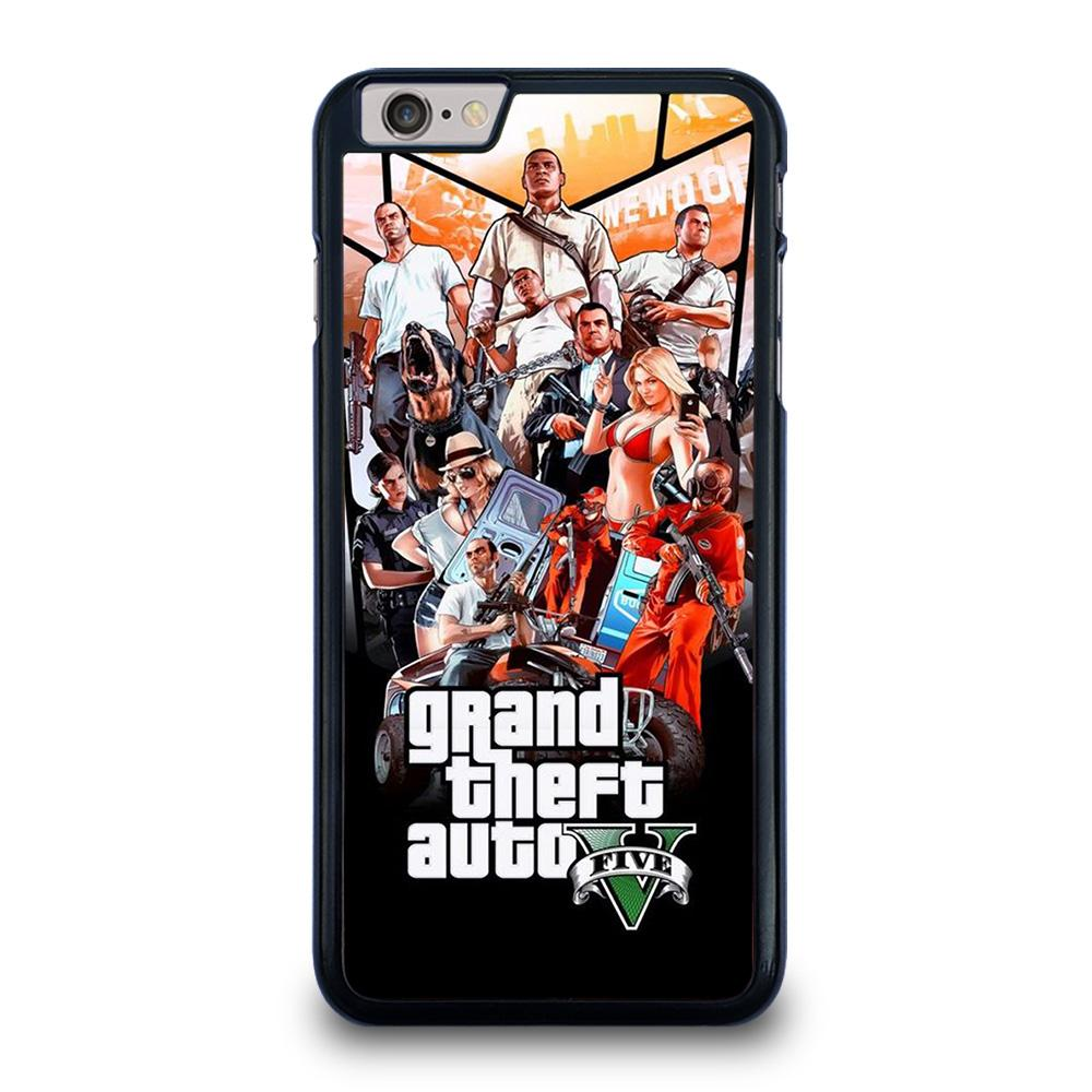 GRAND THEFT AUTO V GTA 5 iPhone 6 / 6S Plus Case Cover,iphone 6 plus case doctor who 12 south iphone 6 plus case bookbook amazon,GRAND THEFT AUTO V GTA 5 iPhone 6 / 6S Plus Case Cover