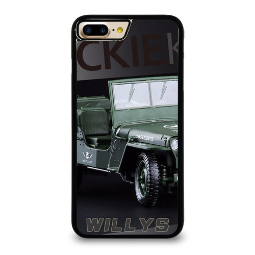 JEEP WILLYS TRUCK iPhone 7 Plus Case,case logic iphone 7 plus case iphone 7 plus case thin fit 360 review,JEEP WILLYS TRUCK iPhone 7 Plus Case