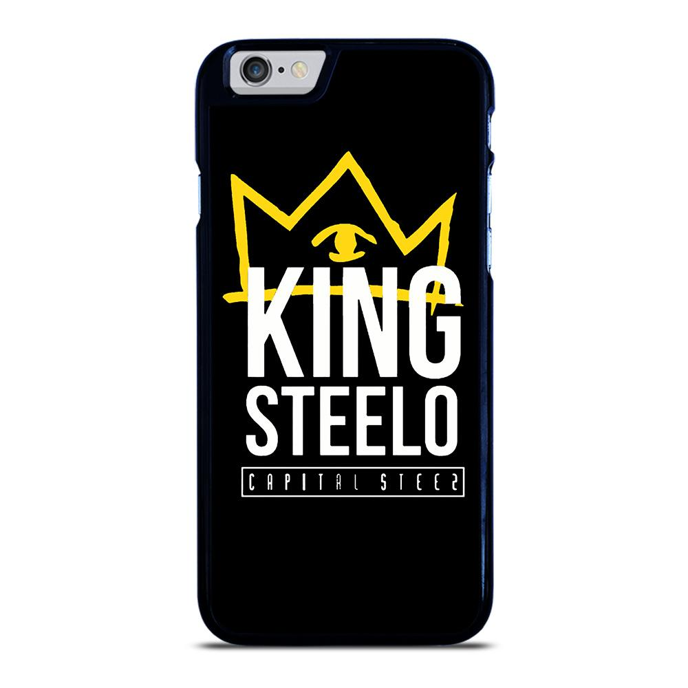 KING STEELO CAPITAL STEEZ LOGO iPhone 6 / 6S Case Cover,the wirecutter iphone 6 case karat iphone 6 case,KING STEELO CAPITAL STEEZ LOGO iPhone 6 / 6S Case Cover