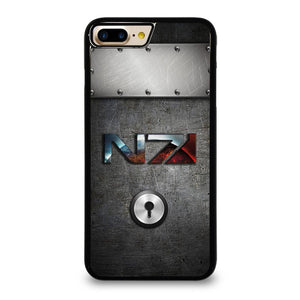 N7 MASS EFFECT METAL LOGO iPhone 7 / 8 Plus Case Cover,desinge iphone 7 plus case apple silicone iphone 7 plus case,N7 MASS EFFECT METAL LOGO iPhone 7 / 8 Plus Case Cover