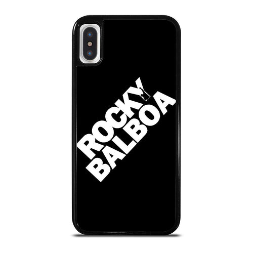 ROCKY BALBOA LOGO iPhone X / XS case,grey titanium iphone x case wallmart iphone x case,ROCKY BALBOA LOGO iPhone X / XS case