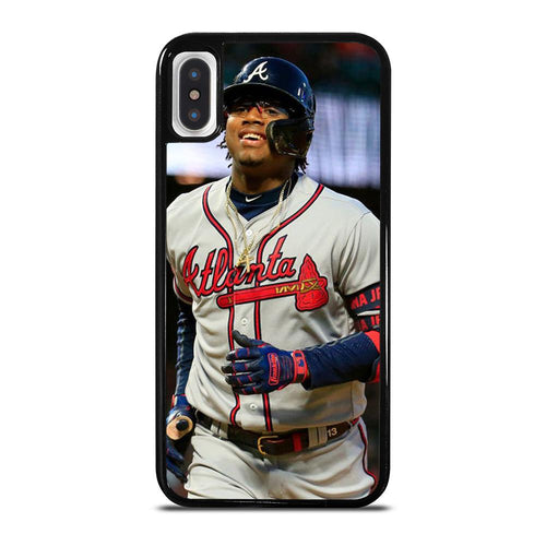 RONALD ACUNA JR ATLANTA BRAVES iPhone X / XS Case Cover,snake pattern iphone x case shamo iphone x case,RONALD ACUNA JR ATLANTA BRAVES iPhone X / XS Case Cover