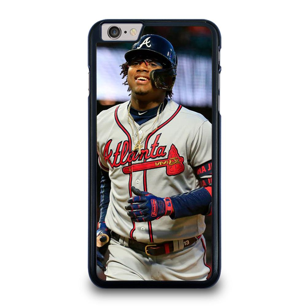 RONALD ACUNA JR ATLANTA BRAVES iPhone 6 / 6S Plus Case Cover,slim matte sandstone iphone 6 plus case flcl iphone 6 plus case,RONALD ACUNA JR ATLANTA BRAVES iPhone 6 / 6S Plus Case Cover