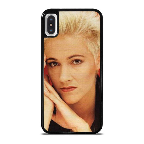 ROXETTE GUN MARIE FREDRIKSSON iPhone X / XS Case Cover,iphone x case see through pressed flower iphone x case,ROXETTE GUN MARIE FREDRIKSSON iPhone X / XS Case Cover