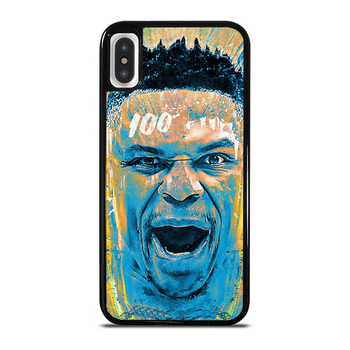RUSSELL WESTBROOK iPhone X / XS case,iphone x case taobao best ultra slim clear iphone x case,RUSSELL WESTBROOK iPhone X / XS case