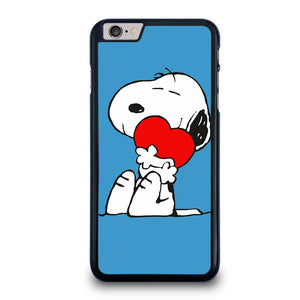 SNOOPY LOVE HEART iPhone 6 / 6S Plus Case,south carolina iphone 6 plus case ulak iphone 6 plus case clear,SNOOPY LOVE HEART iPhone 6 / 6S Plus Case