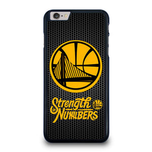 STRENGTH IN NUMBERS GOLDEN STATE WARRIORS iPhone 6 / 6S Plus Case,bullet proof iphone 6 plus case iphone 6 plus case with ac lotate car mount,STRENGTH IN NUMBERS GOLDEN STATE WARRIORS iPhone 6 / 6S Plus Case