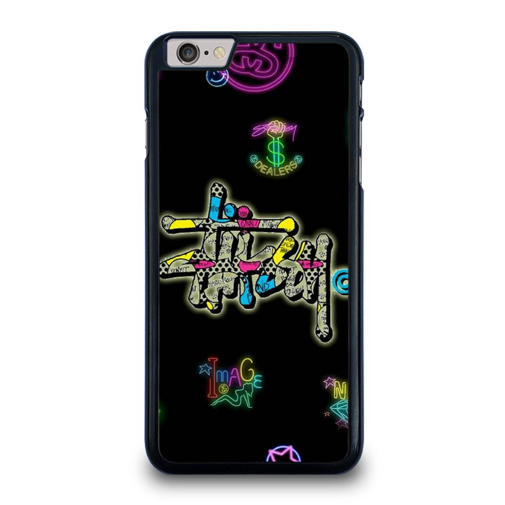 STUSSY LOGO COLOR FULL iPhone 6 / 6S Plus Case Cover,dualtek puregear iphone 6 plus case cnc video iphone 6 plus case,STUSSY LOGO COLOR FULL iPhone 6 / 6S Plus Case Cover