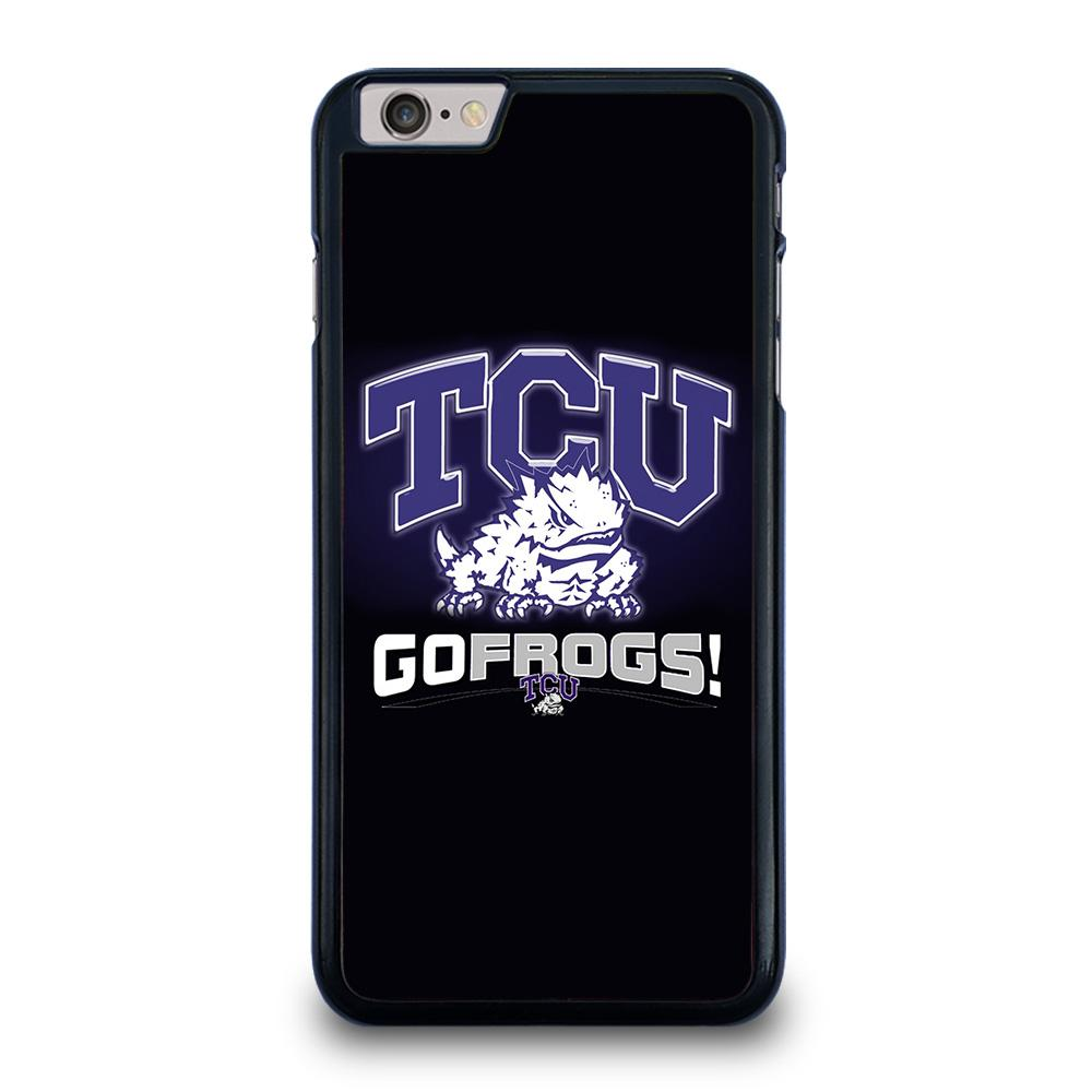TCU HORNED FROGS COLLEGE iPhone 6 / 6S Plus Case,pretty iphone 6 plus case snugg rubber iphone 6 plus case,TCU HORNED FROGS COLLEGE iPhone 6 / 6S Plus Case