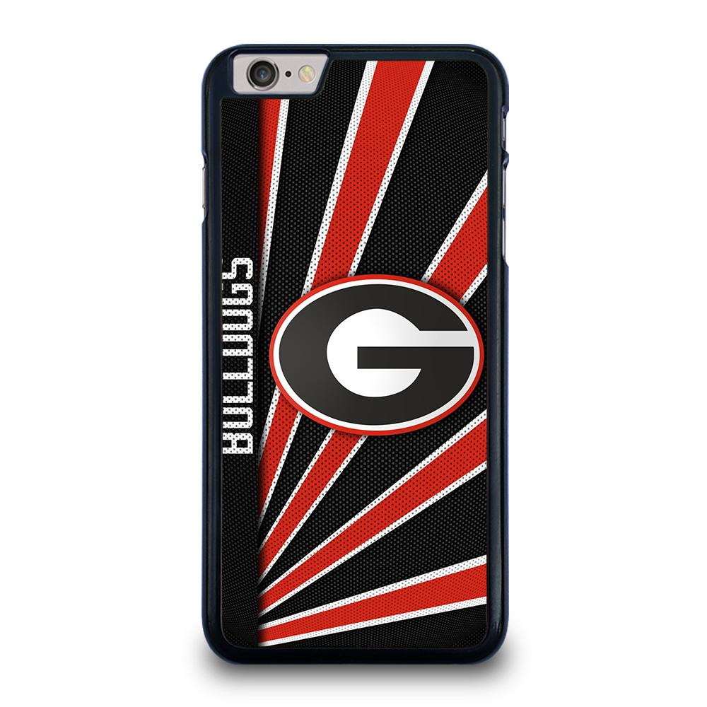 UGA GEORGIA BULLDOGS ICON iPhone 6 / 6S Plus Case Cover,iphone 6 plus case sunwukin best waterproff cell phone case brass knuckles iphone 6 plus case,UGA GEORGIA BULLDOGS ICON iPhone 6 / 6S Plus Case Cover
