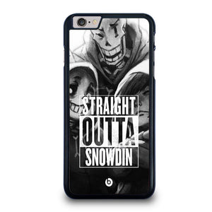 UNDERTALE STRAIGHT OUTTA SNOWDIN iPhone 6 / 6S Plus Case,cara delevingne iphone 6 plus case steel brilliance iphone 6 plus case,UNDERTALE STRAIGHT OUTTA SNOWDIN iPhone 6 / 6S Plus Case