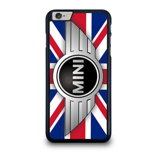 UNION JACK BLUE MINI COPER LOGO iPhone 6 / 6S Plus Case,iphone 6 plus case storage iphone 6 plus case jill,UNION JACK BLUE MINI COPER LOGO iPhone 6 / 6S Plus Case