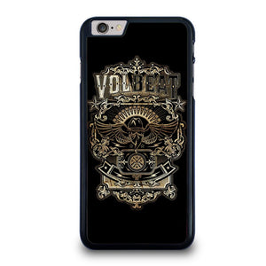 VOLBEAT iPhone 6 / 6S Plus Case,iphone 6 plus case that does not scratch easily and will protect my phone lifeproof fre apple iphone 6 plus case,VOLBEAT iPhone 6 / 6S Plus Case