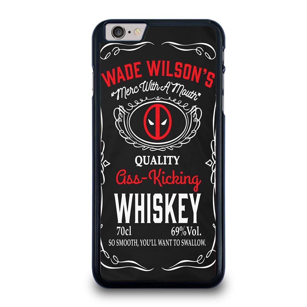 WADE WILSON WHISKEY DEADPOOL iPhone 6 / 6S Plus Case,iphone 6 plus case thin and protective clear incipio iphone 6 plus case,WADE WILSON WHISKEY DEADPOOL iPhone 6 / 6S Plus Case