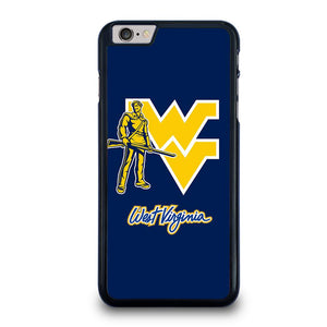 WEST VIRGINIA MOUNTAINEERS iPhone 6 / 6S Plus Case,rifle iphone 6 plus case iphone 6 plus case black and violet,WEST VIRGINIA MOUNTAINEERS iPhone 6 / 6S Plus Case