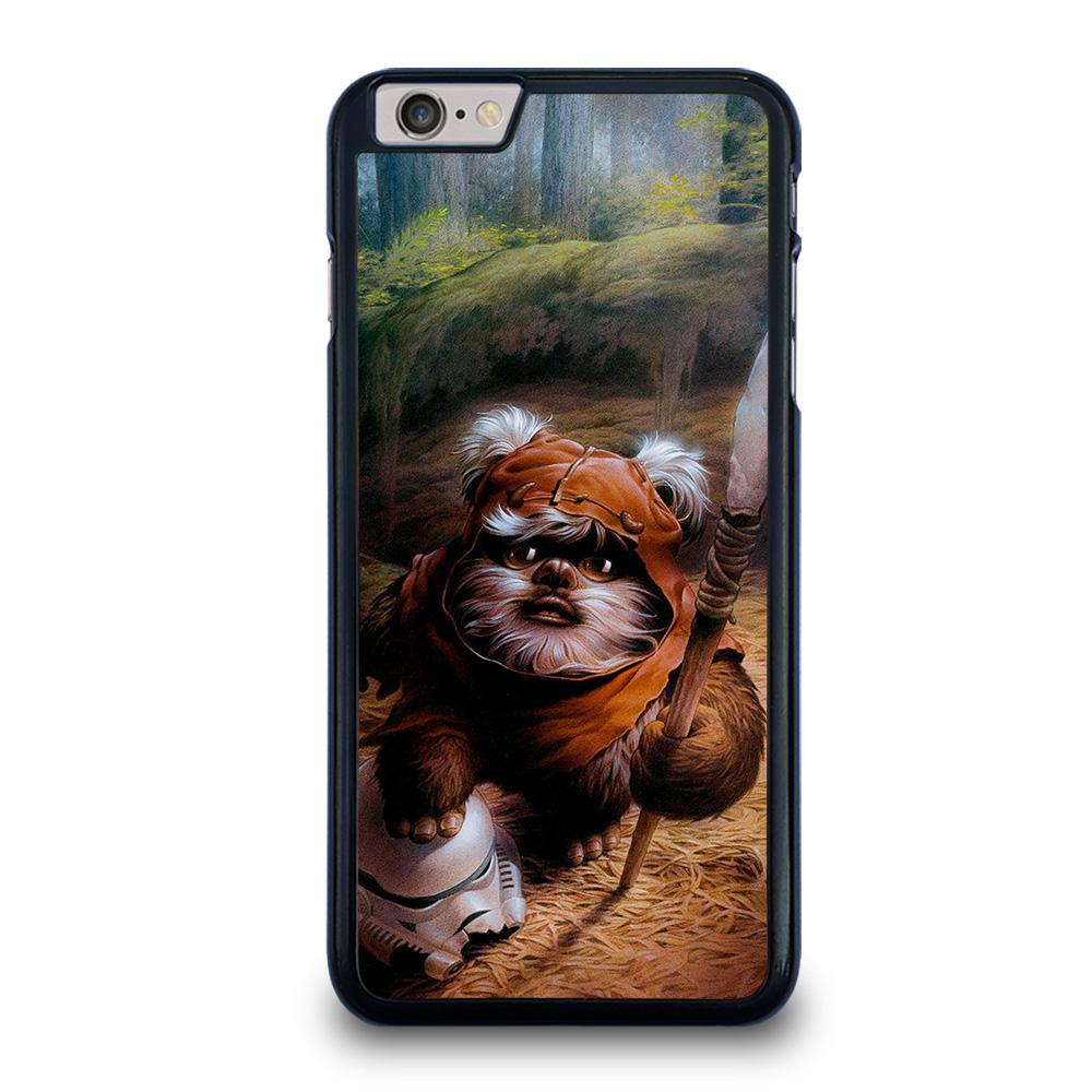 WICKET EWOK JEDI STAR WARS iPhone 6 / 6S Plus Case,quilted iphone 6 plus case iphone 6 plus case best seller,WICKET EWOK JEDI STAR WARS iPhone 6 / 6S Plus Case