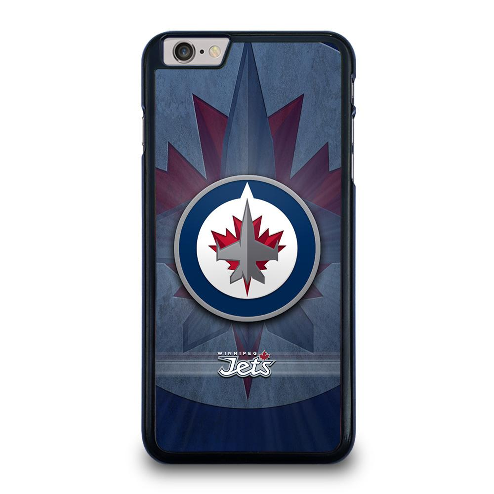 WINNIPEG JETS ICON iPhone 6 / 6S Plus Case Cover,easylife protective iphone 6 plus case or cover for iphone 6 5.5' han solo in carbonite iphone 6 plus case,WINNIPEG JETS ICON iPhone 6 / 6S Plus Case Cover