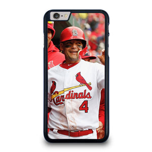YADIER MOLINA CARDINALS iPhone 6 / 6S Plus Case,iphone 6 plus case shaped like holster iphone 6 plus case full body shockproof waterproof aluminum metal glass cover,YADIER MOLINA CARDINALS iPhone 6 / 6S Plus Case