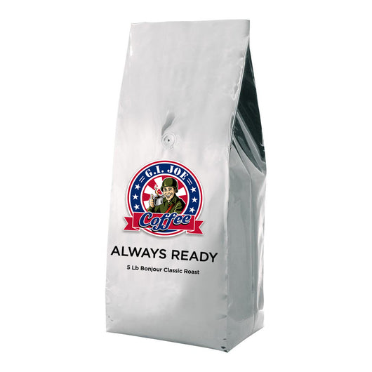 5 Lb - Always Ready- Bonjour Classic Roast