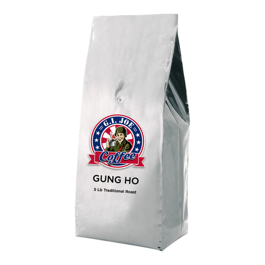 5 Lb - Gung Ho Traditional – Roast