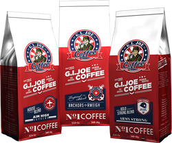 Triple Threat - Trident GI Joe Coffee Pack