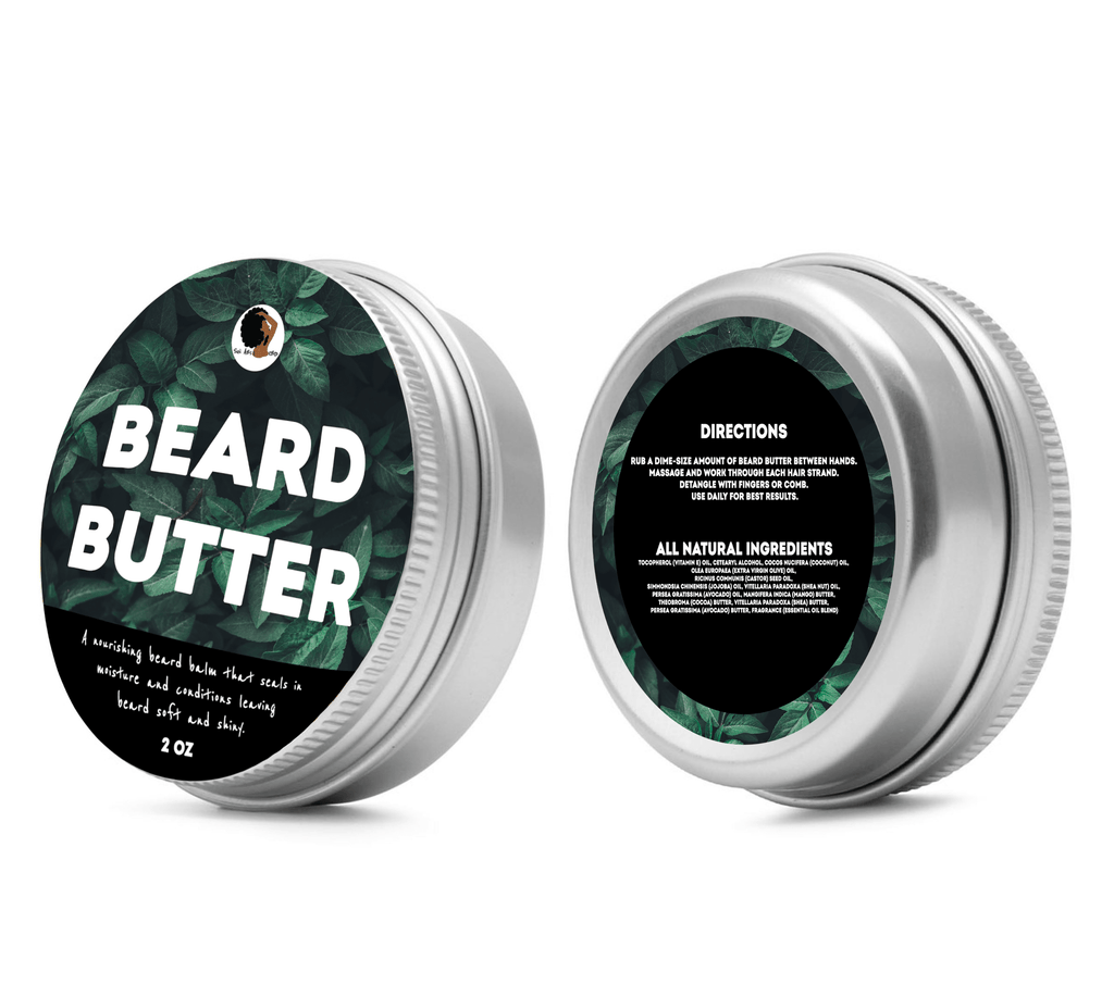Moisturizing Beard Butter - Sun Absorbed