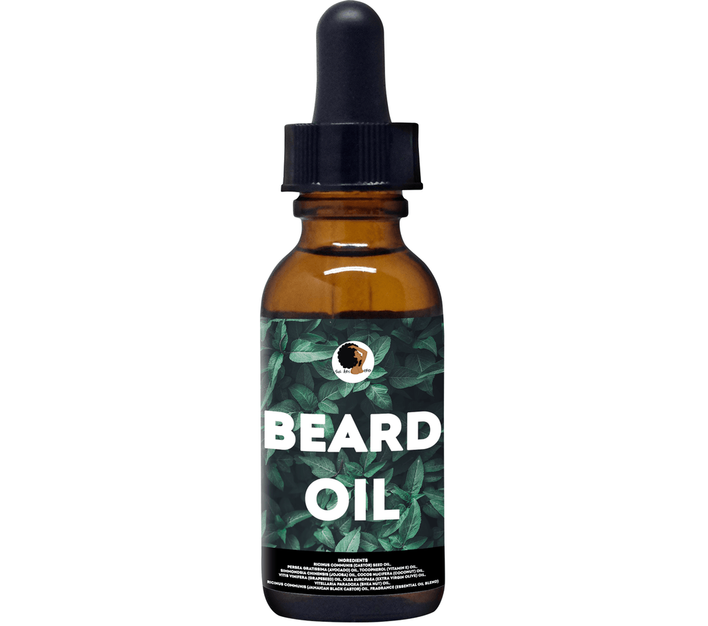 Moisturizing Beard Oil - Sun Absorbed