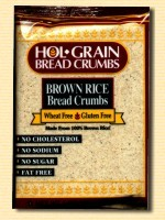 Hol-Grain Brown Rice Bread Crumbs