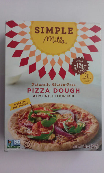 Simple Mills Pizza Dough Mix **NEW**