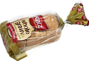Katz Wholegrain Bread - Gluten Free