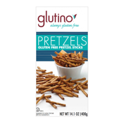 Glutino Pretzel Sticks - Family Bag