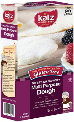 Katz All Purpose Dough - Gluten Free