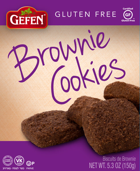 Gefen Brownie Cookies - Gluten Free