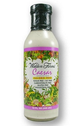 Walden Farms Caesar Dressing - Sugar Free