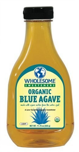 Organic Blue Agave {Light}