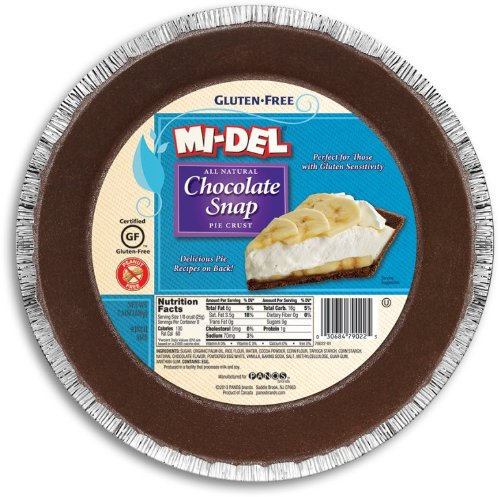 MI-DEL Chocolate Snap Pie Crust